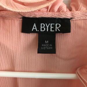 A. Byer Tops - A. Byer Womens Top